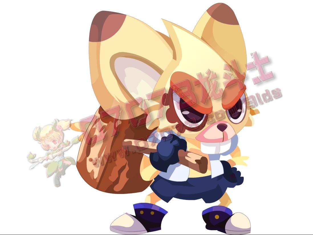 龙斗士精英鼠